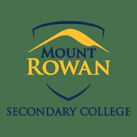Mount Rowan Secondary College Logo