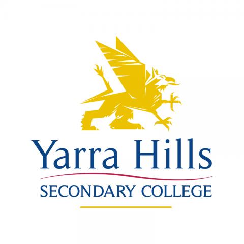 Yarra Hills Secondary College School Logo Design
