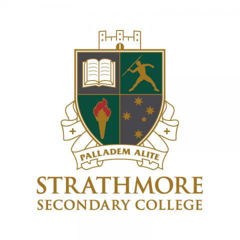 Strathmore Secondary College School Logo Design