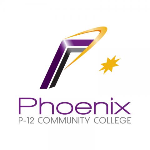Phoenix College School Logo Design