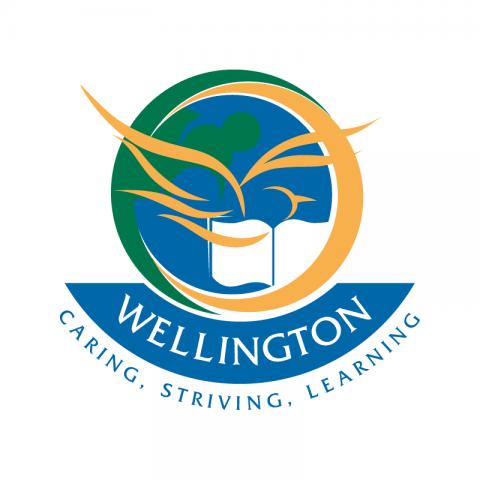 Wellington Secondary College School Logo Design