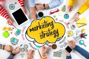 Group,Of,Business,People,With,Marketing,Strategy,Concept