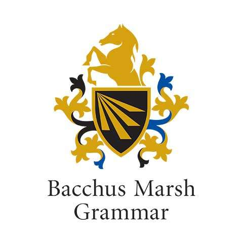 Bacchus Marsh Grammar School Logo Design