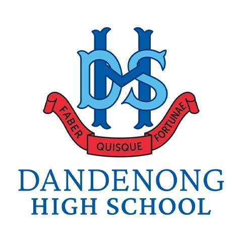 Dandenong High School School Logo Design