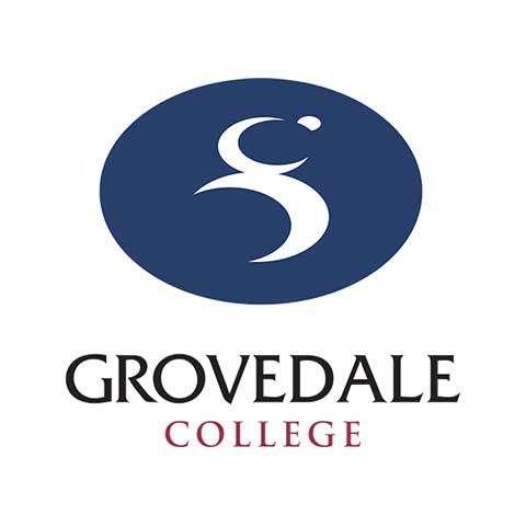 Grovedale College School Logo Design