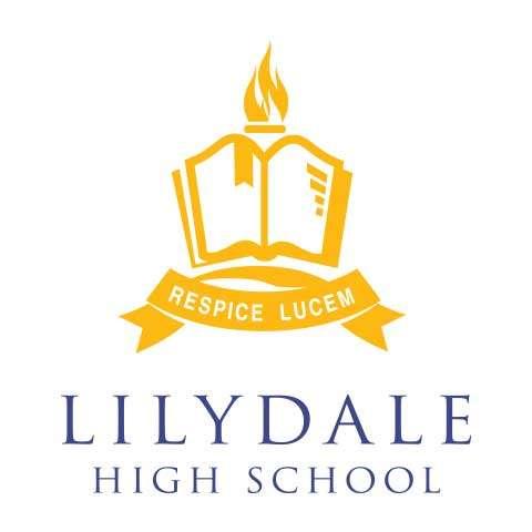 Lilydale High School Logo Design