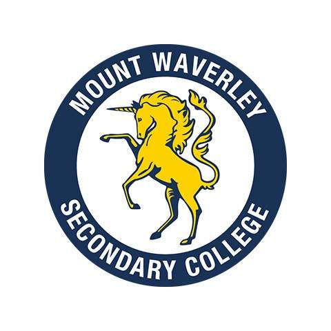 Mount Waverley Secondary College School Logo Design