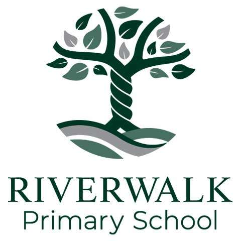 Riverwalk Primary School Logo Design