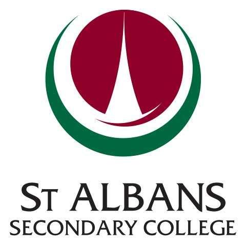 St Albans Secondary College School Logo Design