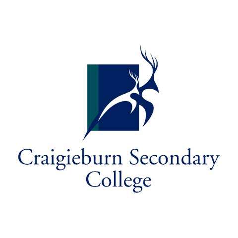 Craigieburn Secondary College School Logo Design