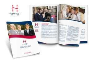 Heathmont College International Marketing