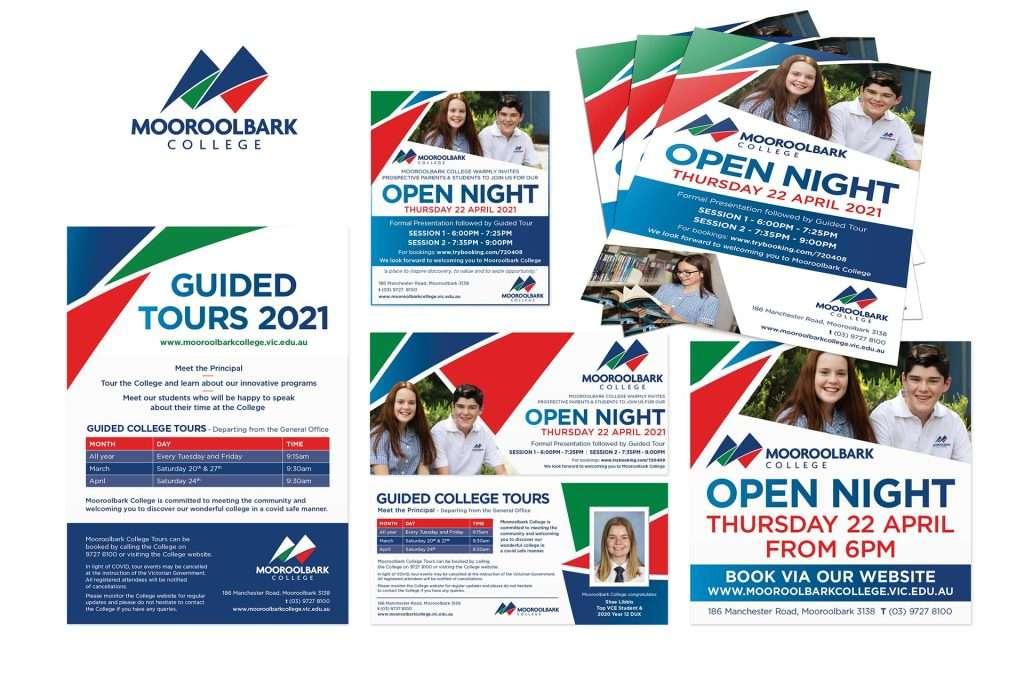 Mooroolbark College Open Day