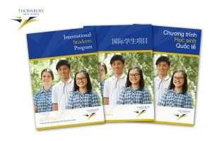 Thornbury High School Handbook International Marketing