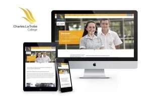 Charles La Trobe College School Website