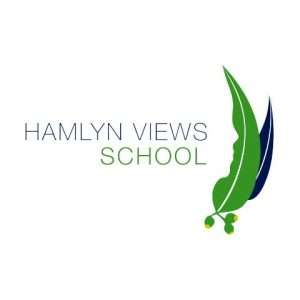 Hamlyn Views School Logo Design