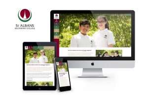 St Albans Secondary College School Website